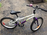 "20"" girl's bike DCO Galaxy Toronto, M4C 3Z3"