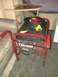 black and red portable generator Capitol Heights, 20743