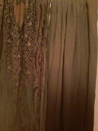 2 woman's X Large Scarfs Very Wide and long