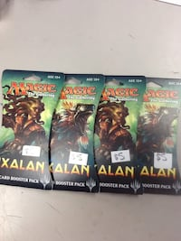 Magic the gathering Ixalan 15-card booster packs $5 each Hagerstown, 21740