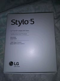 LG Stylo 5 Boost Mobile Carrier 150 OBO not unlocked Silver Spring, 20901