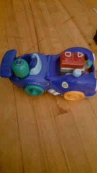 Car learning toy