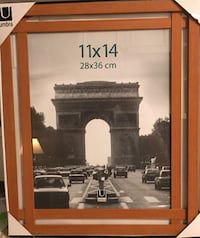 Brand New Beautiful wood picture frame  Fox Point