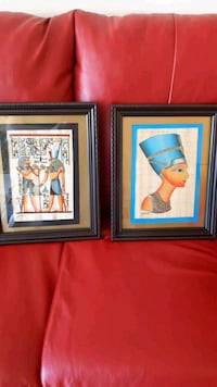 2 Egyptian pictures