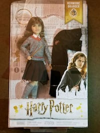 Harry Potter Doll Hermione Granger.brand new Fairfax, 22033