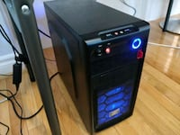 Compact gaming PC (1060,i5 6600k, liquid cooling) Toronto, M1P 5A6