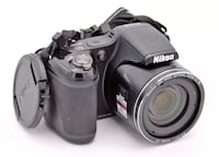 Nikon Coolpix 820 BLACK DSLR Camera 46 km
