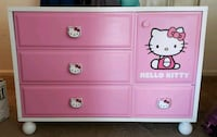 Hello Kitty Dresser Washington Township, 08012