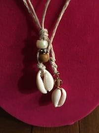 Cowrie Shell handmade necklace Winchester, 01890