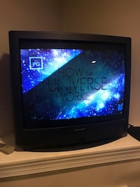 """Free 32"""" TV - Excellent Condition - heavy."""