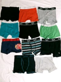 Boys underwear ( boxer) size S and & M   Waterloo, N2L 4M4