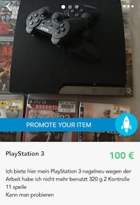 PlayStation 3 320GB Duisburg, 47226