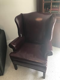 Leather Old Hickory Tannery Chair Marietta, 30067