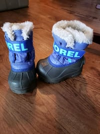 Sorel Boots Toddler Size 4