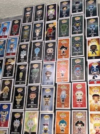 Funko pop pick one and we'll talk bout price New York, 10035