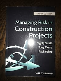 Managing risk in construction projects  Toronto, M8Y 3A9