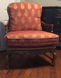Beautiful Wesley Hall Bergiere chair, custom finish. $1800 new- EXCELLENT condition. Woodbridge, 06525