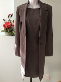 Grey 2  Piece  Suit Edmonton, T5Y 2X6