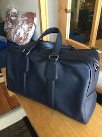 Zara traveling bag