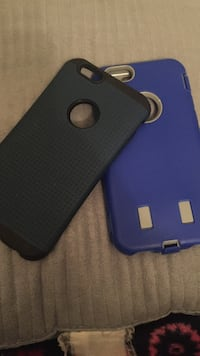 Blue/black and Blue/Gray IPhone 6 cases Louisville, 40241
