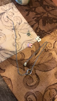 James Avery necklace and charms San Antonio, 78209
