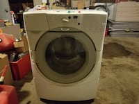 WASHING MACHINE WHIRLPOOL DUET STACKABLE