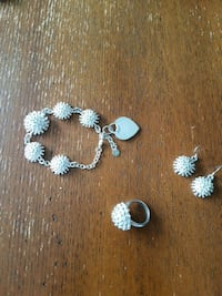 925 Silver plated jewlery Vaughan, L4H 1M4
