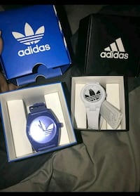 two blue and white Adidas soccer ball McAllen, 78501
