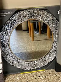 "Gorgeous Crackle Mirror! 20"" NEW Mokena, 60448"