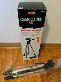 Camcorder Video Tripod Toronto, M2M 3W2