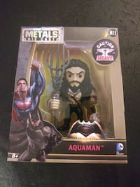 Aquaman Metals Die Cast figure Gaithersburg, 20886