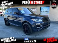 Land Rover-Range Rover Sport-2016 South Gate