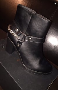 Bottines Moa Villetaneuse
