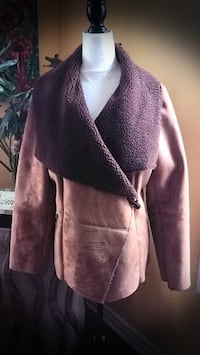 PURE ALFRED SUNG WINTER COAT - SIZE L - IT MAY FIT SIZE M AS WELL WELLAND