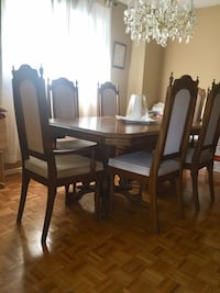 Entire dining room set