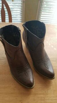 Very Volatill Brown ankle boots size 7 Florence, 39073