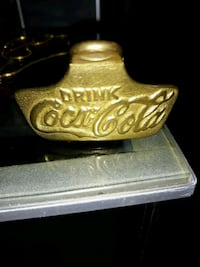 1922 Coca cola bottle opener