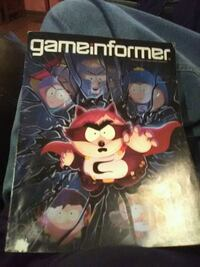8 game informer's  Indianapolis, 46250
