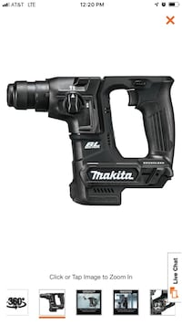 Black and gray makita cordless impact wrench Benicia, 94510