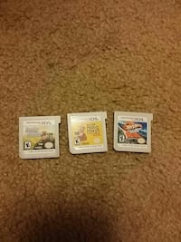 Three games for the 3ds Tulsa, 74129