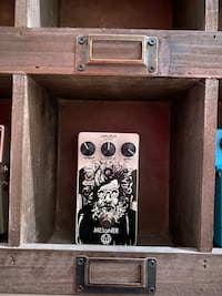 Messner - Walrus Audio drive pedal
