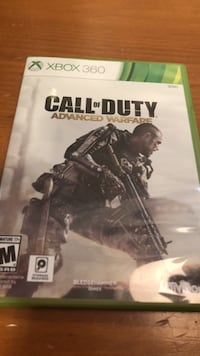 Call of duty advanced warfare xbox 360 Martinsburg, 25403