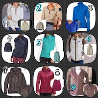 Patagonia jackets & sweaters