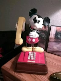 Mickey mouse phone Amarillo, 79102