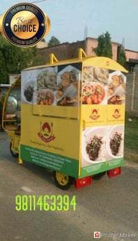 Electric food cart Gurugram