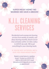 House cleaning Joliet
