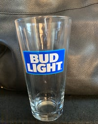 Bud Light Beer Pint Glasses Mississauga, L5A 4C7