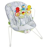 FISHER-PRICE BOUNCER - GEOMETRIC MEADOW Αθήνα