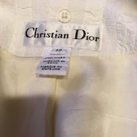 Christian Dior Blazer. Mint condition . Blazer and skirt . Barcelona, 08013