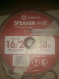 Southwire speaker wire 50ft. Atascadero, 93422